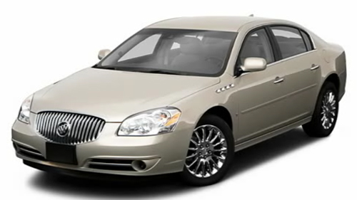 Sp�cification Vid�o: Buick Lucerne 2009 Video