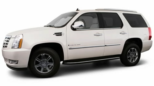 2009 Cadillac Escalade Video Specs