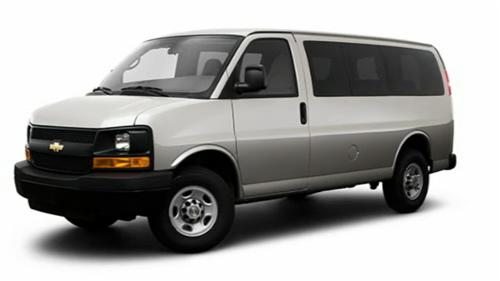 Sp�cification Vid�o: Chevrolet Express 2009 Video