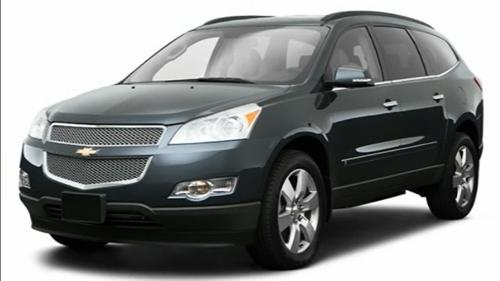 Sp�cification Vid�o: Chevrolet Traverse 2009 Video
