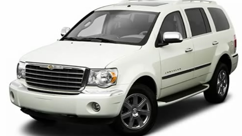 2009 Chrysler Aspen Video Specs