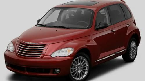 2009 Chrysler PT Cruiser Video Specs