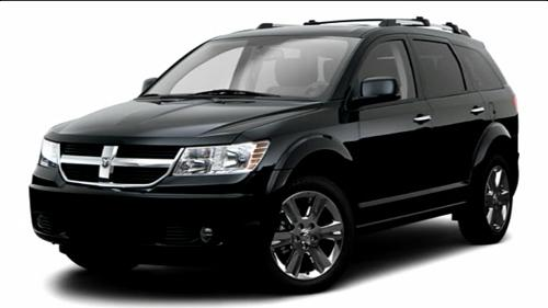 Specification Video: 2009 Dodge Journey Video