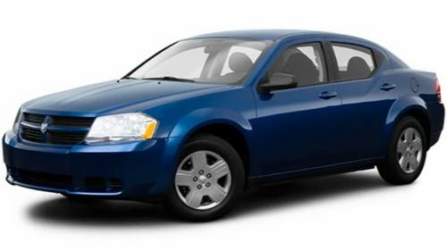 Sp�cification Vid�o : 2009 Dodge Avenger Video