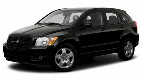 Sp�cification Vid�o : Dodge Caliber 2009 Video