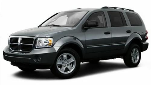 Sp�cification Vid�o : 2009 Dodge  Durango Video
