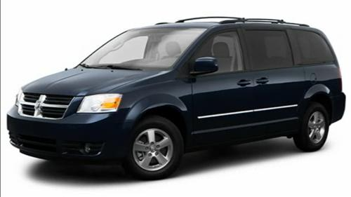 Sp�cification Vid�o : 2009 Dodge  Grand Caravan Video