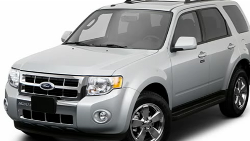 2009 Ford Escape Video Specs