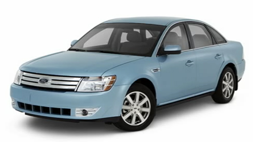 2009 Ford Taurus Video Specs