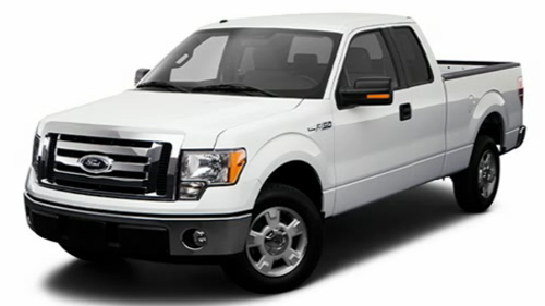 Sp�cification Vid�o : Ford F-150 2009 Video