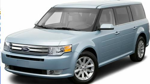 Vid�o de pr�sentation: Ford Flex 2009 Video