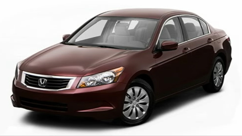 2009 Honda Accord Sedan Video Specs