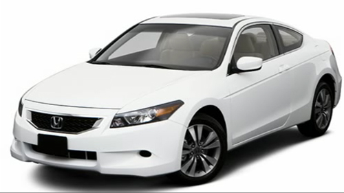 2009 Honda Accord Coupe Video Specs