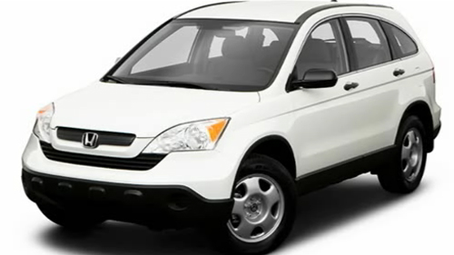 2009 Honda CR-V Video Specs