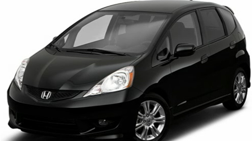 2009 Honda Fit Video Specs