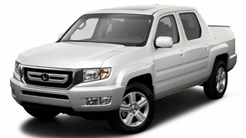 2009 Honda Ridgeline Video Specs