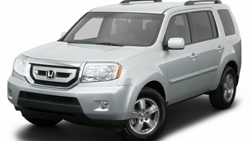Sp�cification Vid�o: Honda Pilot 2009 Video