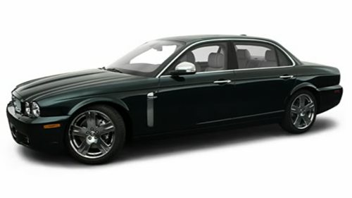 2009 Jaguar XJ Video Specs