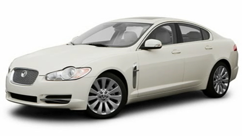 Sp�cification Vid�o: Jaguar XF 2009 Video