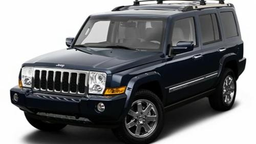Vid�o Sp�cification : 2009 Jeep Commander Video