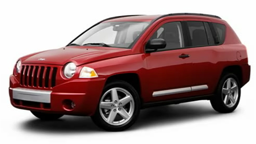 2009 Jeep Compass Video Specs