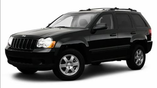 Vid�o Sp�cification : 2009 Jeep Grand Cherokee Video