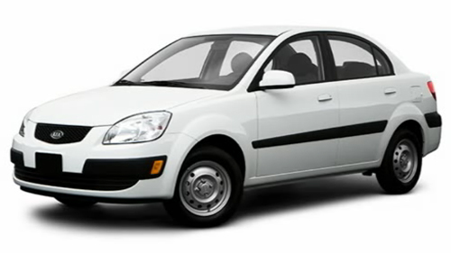 2009 Kia Rio Video Specs