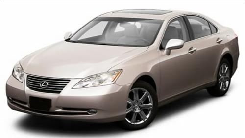 2009 Lexus ES350 Video Specs