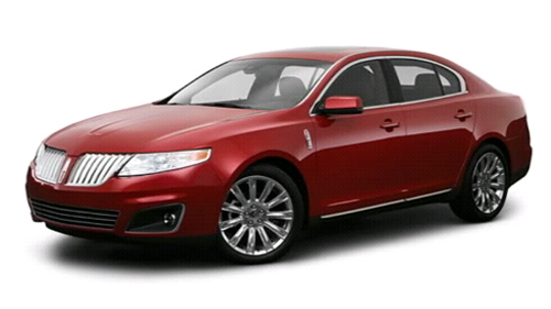 Sp�cification Vid�o: Lincoln MKS 2009 Video