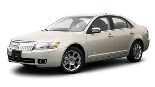 Sp�cification Vid�o : Lincoln MKZ 2009 Video
