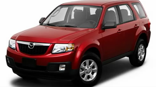 2009 Mazda Tribute Video Specs