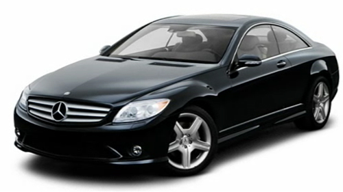 2009 Mercedes CL-Class Video Specs