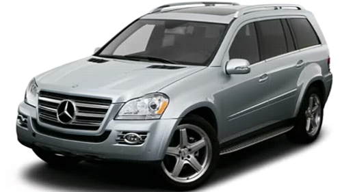 2009 Mercedes GL-Class Video Specs