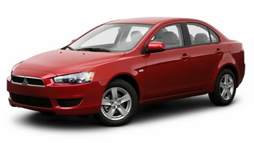 Sp�cification Vid�o: 2009 Mitsubishi Lancer Video