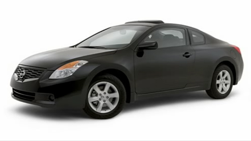 2009 Nissan Altima Coupe Video Specs