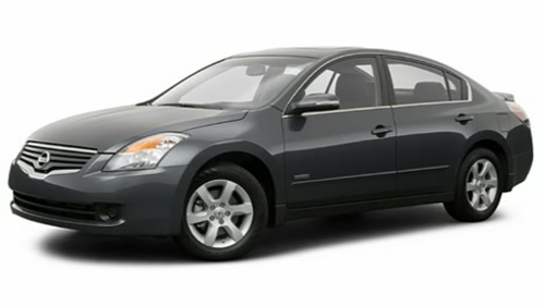 2009 Nissan Altima Hybrid Video Specs