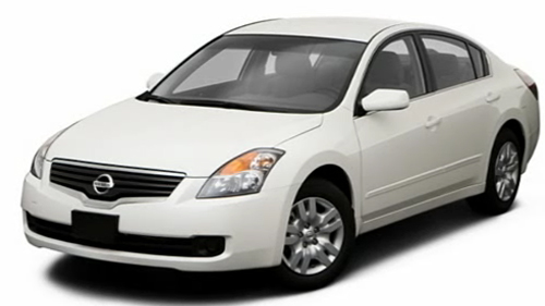 2009 Nissan Altima Video Specs