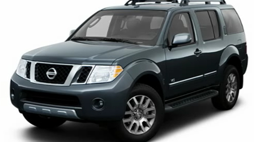 2009 Nissan Pathfinder Video Specs