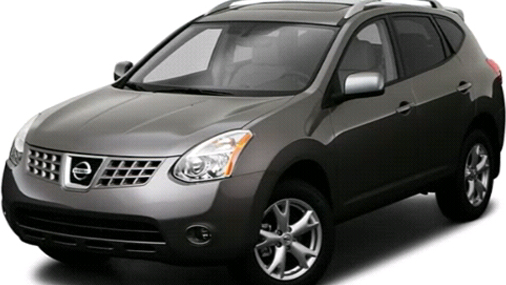 2009 Nissan Rogue Video Specs