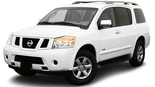 Sp�cification Vid�o: Nissan Armada 2009 Video