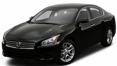 Sp�cification Vid�o: Nissan Maxima 2009 Video