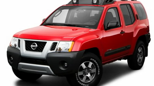 Sp�cification Vid�o: Nissan Xterra 2009 Video