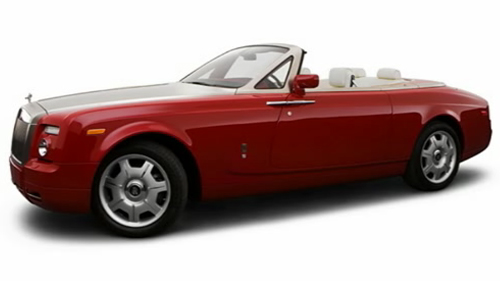 Sp�cification Vid�o : Rolls Royce Phantom Drophead Coup� 2009 Video
