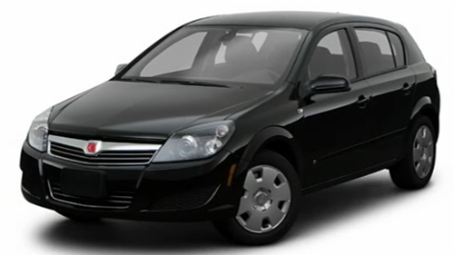 2009 Saturn Astra 5-door Video Specs