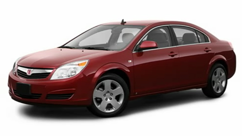 Sp�cification Vid�o: 2009 Saturn Aura Video