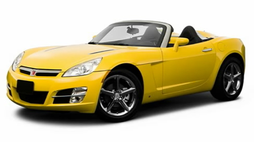 Sp�cification Vid�o: 2009 Saturn Sky Video