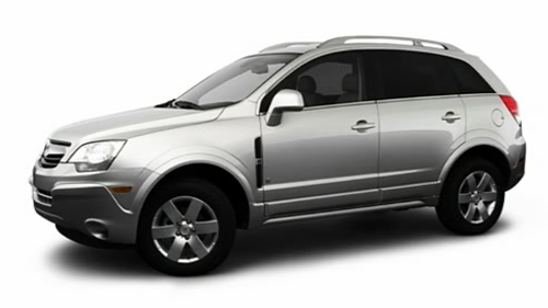 Sp�cification Vid�o: 2009 Saturn Vue Video