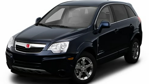 Sp�cification Vid�o: Saturn Vue Hybride 2009 Video