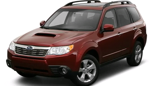 2009 Subaru Forester Video Specs