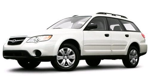 2009 Subaru Outback Video Specs